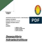 Acidosis Medicaa