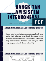 3. Pembangkitan Dalam Sistem Interkoneksi