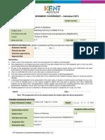 Hints 7.06.17 Assessment- BSBMKG507 Interpret Market Trends and Developments-1-2