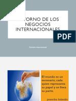 Globalización y entorno de los NI