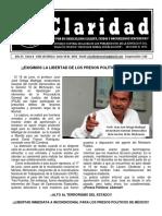 Claridad 35 Extra 8 Junio 19 - 2016