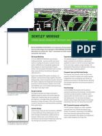 Bentley MXROAD Product Data Sheet