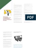 33 Razones Inaceptables en La Ley General Del Servicio Profesional Docente