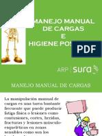 Presentacion Manipulacion de Cargas