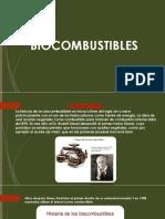 presentacion BIOCOMBUSTIBLES