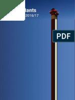 Power Plants Programme 2016