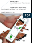 Sprouts Smart Pencil