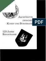 Architektur Zwischen Kunst Und Bürokratie - 1