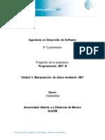 Unidad 3 Manipulacion de datos mediante .NET.pdf