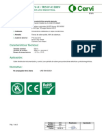 026r1 - 4.1-FT Cerviflex RC4V-K 500 V