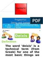 Dexis and Distance