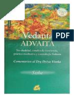 Vedanta Advaita - Sesha - Abril 2015