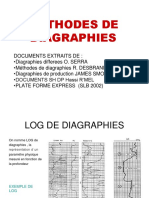 Presentation Methodes de Diagraphies