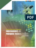 Estudo Indicadores de Parques Tecnológicos, Versão Resumida