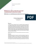 Refl exiones sobre el derecho procesal constitucional en América Latina.pdf
