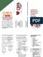 Centro de Bienestar Y Proteccion Animal Texcoco