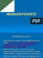 Curs Imunodeficiente