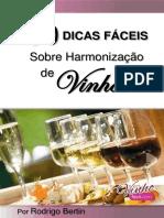 Dicas vinhos