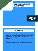 Cultivo de Hortalicas Em Substratos1