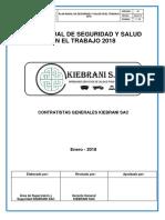 Plan Anual de Seguridad y Salud KIEBRANI_04.01.18