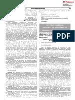 Resolución de Superintendencia N° 028-2018/Sunat