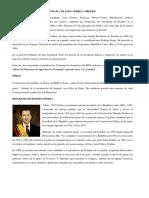 Bibliografia de Leon Febres Cordero