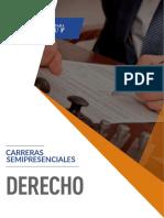 2017 Derecho Semipresencial