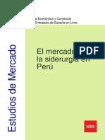 Peru Siderurgia
