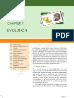 Chapter 7 Evolution