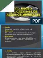 Minerales No Metalicos