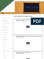 Movimiento Circular - Página Web de Jcbcad