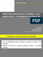 Ciclo Hidrologico Proc. Externo