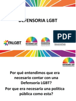Defensoría LGBT ICD