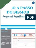 Passo a Passo Sismob Requalificaubs 2015