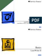 Apple LaserWriter II Service Source
