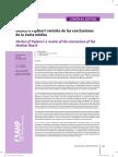 Informe médico sobre el indulto a Fujimori