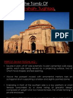 Tomb of Feroz Shah -Tughlaq