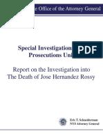 Oag Report - Jose Hernandez Rossy