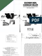 Libro Escribir Bien Corregir Mejor v2