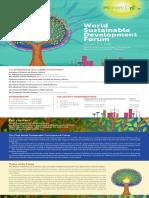 World Sustainable Development Forum