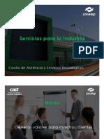 Servicios Ofrecidos Por El Centro de Asistencia y Servicios Tecnologicos