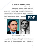 The Complex Life of Vikram Sarabhai