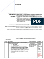 Programa Proyecto Estratégico 2010