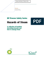 (BP Process Safety Series) -Hazards of Steam-Institution of Chemical Engineers (2004)