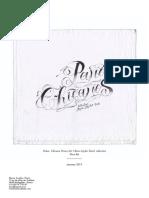 Panos Chicanos Kit Press En