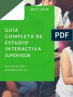 Guia Permanencia Supervisor