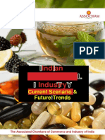 Assocham Knowledge Report on Nutracuticals Released at 3rd National Symposium 6