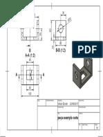 Peça2 Exemplo Corte Drawing v2