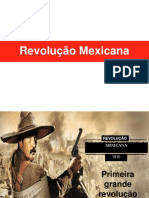 Revolucao Mexicana