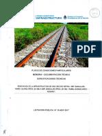 Pliego de Condiciones Particulares LP 15-2017